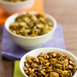 Roasted Pumpkin Seeds, Three Ways