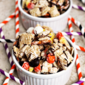 Sweet Candy Corn Snack Mix