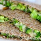 Brown Rice And Broccoli Quesadilla