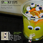 Green-Eyed Monster Halloween Party Punch #EviteGatherings