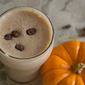 Autumn Pumpkin-Java Milkshake