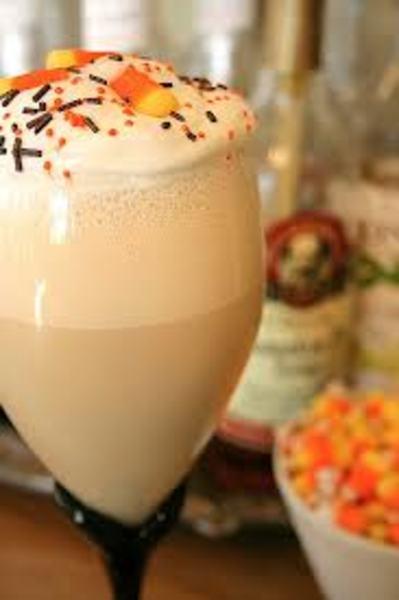 Autumn Pumpkin-Java Milkshake Recipe by Robyn - CookEatShare