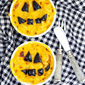 Jack O' Lantern Mac and Cheese – with a Secret Healthy Orange Ingredient