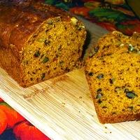 Favorite Pumpkin Bread