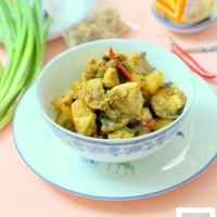 Ayam (Chicken) Pongteh