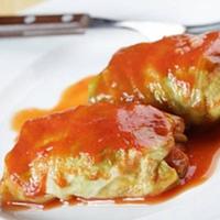 Lamb and cabbage rissoles (meat Balls)