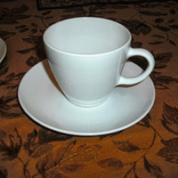 Operation Cornflower Complete - Centura Dinner Service for 4 and a Cup of Coffee with the Cornflower Giveaway