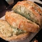 Gorganzola Garlic Bread