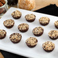 Toasted Coconut Truffle Cups