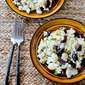 Twice-Cooked Greek Cauliflower Recipe with Feta, Green Onions, and Dill