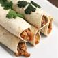 Cilantro Mesquite BBQ Chicken Taquitos
