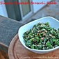 Simple Sauteed Broccoli Raab with Red Chili Flakes