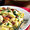 Chicken, Bacon, and Artichoke Pasta with Creamy Garlic Sauce