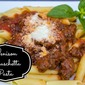 Easy Meals: Venison Bruschetta Pasta with #KraftRecipeMakers #shop #cbias