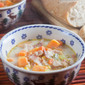 Jamaican Sweet Potato Chowder