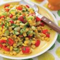 Roasted Vegetable Succotash