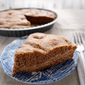 Whole Wheat Apple Cake