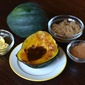 "Candied ""Baked"" Acorn Squash"