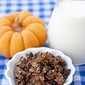 Clean Eating Pumpkin Granola