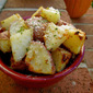 Roasted Parmesan Oregano Potatoes