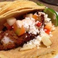 Fish Tacos with Pickled Peppers & Apples