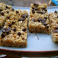 Toddler Tuesdays: Microwave Chewy Chocolate Granola Bars