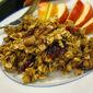 Cranberry Pecan Baked Oatmeal (Vegan/Gluten-Free)