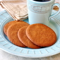 The Best Ginger Snaps