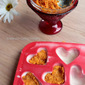 Carrot Halwa Chocolates and Laddoos - my fusion Indian sweets