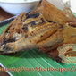Daing na Bangus (Marinated Milkfish in Vinegar and Garlic)
