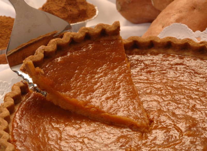 Easy Sweet Potato Pie Recipe by Shalina - CookEatShare