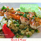 Shrimp With Quinoa, Quick and Easy