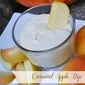 Caramel Apple Dip Recipe