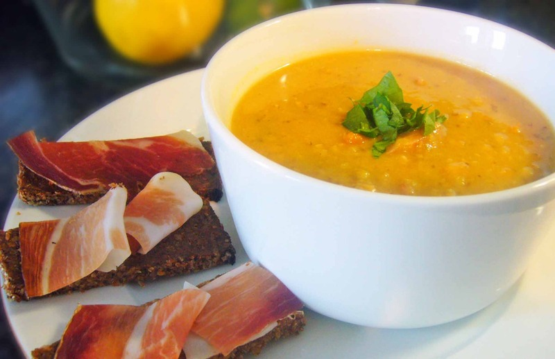Lentil and Ham Soup Recipe by Karen - CookEatShare