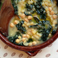 Zuppa di pasta, ceci e cavolo nero or hearty chickpea stew with Tuscan kale and pasta