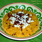 Squashin' Winter #SundaySupper...Featuring Pumpkin Risotto with Bacon, Goat Cheese and Pecans