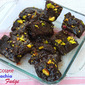 Chocolate Pistachio Fudge (Recipe form Nigella Lawson)