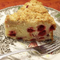 Thanksgiving Breakfast: Cranberry Almond Streusel Coffeecake