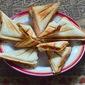 How to make Bhujiya sandwich- easy indian bread recipes - Kids food recipes
