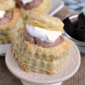 French Silk Puffs