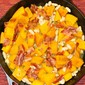 Thanksgiving Side Dishes: Pumpkin with White Beans and Bacon