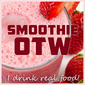 Smoothie OTW Link-Up (Week 2), November 17th, 2013 + Raspberry & Peach Refresher