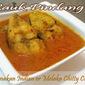 Lauk Pindang-A Melaka Chitty Cuisine