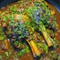Braised Lamb Shanks with Shallots