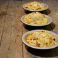 Potato and Sun Dried Tomato Gratin