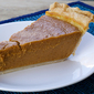 Not-Libby's Homemade Pumpkin Pie