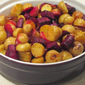 Lemon Balsamic Beets & Potatoes
