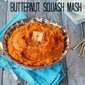 Butternut Squash Mash with Smoked Paprika