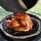 Turkey on the Big Green Egg (and Butterball Turkey Tips)