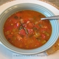 Ham-Blackeyed Pea Soup